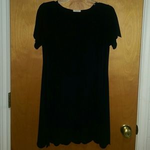 12PM by Mon Ami Navy Tunic